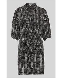 Whistles - Lola Sahara Print Dress - Lyst