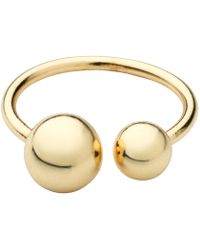 Whistles - Sphere Detail Ring - Lyst