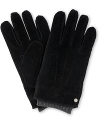 Whistles - Suede Gloves - Lyst
