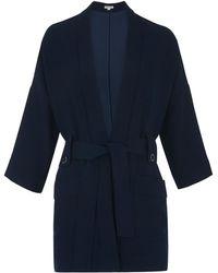 Whistles - Kimono Sleeve Jacket - Lyst