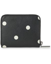 Whistles | Limited Spot Square Wallet | Lyst