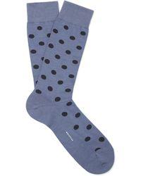 Whistles - Polka Dot Socks - Lyst