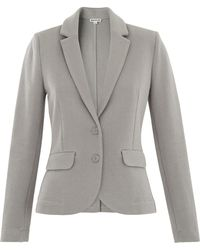 Whistles - Slim Jersey Jacket - Lyst