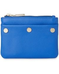 Whistles - Triple Stud Coin Purse - Lyst