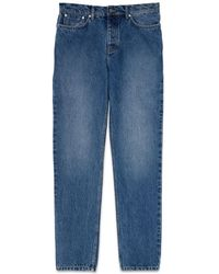Whistles - Mid Wash Vintage Reg Fit Jeans - Lyst