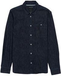 Whistles - Utility Denim Shirt - Lyst