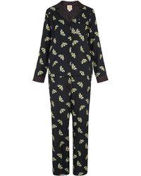 Whistles - Fly Away Yolke Pyjama Set - Lyst