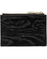 Whistles - Woodcut Coin Purse - Lyst
