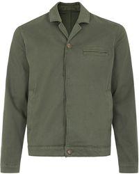 Whistles - Cotton Battle Jacket - Lyst