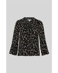 Whistles - Daisy Print Pyjama Shirt - Lyst