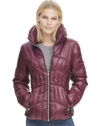 Wilsons Leather - Web Buster Famous Maker Puffy Jacket W/ Quilting - Lyst