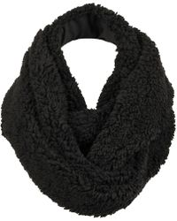 Wilsons Leather - Cuddl Duds Plush Infinity Faux-fur Scarf - Lyst