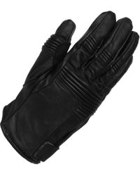 Wilsons Leather - Moto Detailed Padded Leather Glove - Lyst