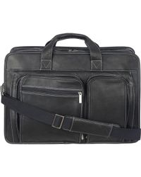 Wilsons Leather - Vacqueta Triple Gusset Leather Brief - Lyst