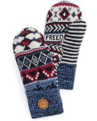 Wilsons Leather - Muk Luks® Freedom Potholder Mittens - Lyst