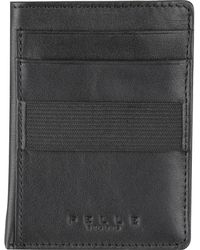 b1b9908e2842 Wilsons Leather - Front Pocket Leather Wallet W/ Elastic Band - Lyst