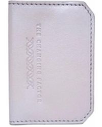 The Changing Factor - Alien Double Card Holder Grey - Lyst