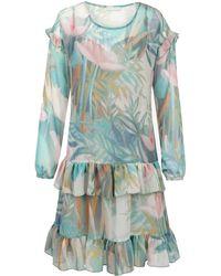Ju Lovi - Monterey Dress Green - Lyst