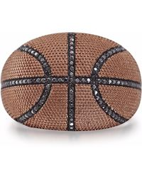 LMJ - Slam Dunk Basketball Ring - Lyst