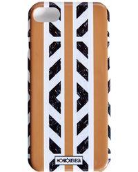 Monique Vega Design House - Ish Orange Phone Case - Lyst