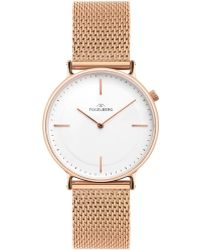 FOGELBERG - Steele 40mm Rose Gold - Lyst