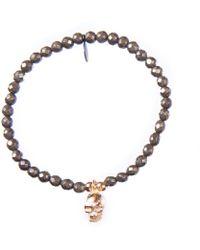 Twenty-2 Jewelry - The Luis Skull Pyrite - Lyst
