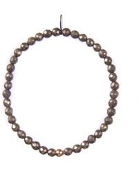 Twenty-2 Jewelry - Simple Pyrite - Lyst