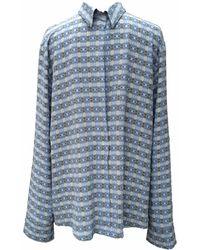 Jennifer Rothwell - Gpo Print Shirt - Lyst
