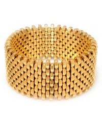 Alice Menter - Isla Gold Cuff - Lyst