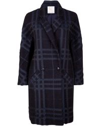 Kelly Love - A Long Way Home Coat - Lyst