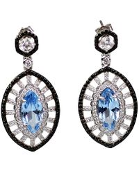 Bellus Domina - Amare Oval Earrings - Lyst