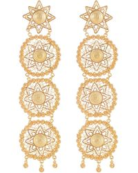 Vanilo - Amaya Earrings - Lyst