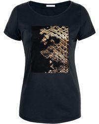 URBAN GILT - Pearson Black T-shirt - Lyst