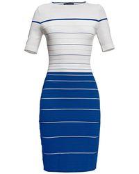 Rumour London - Regatta Striped Bodycon Dress - Lyst