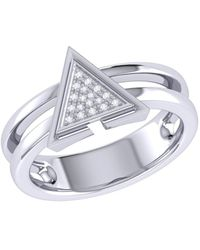 LMJ - On Point Ring In Sterling Silver - Lyst