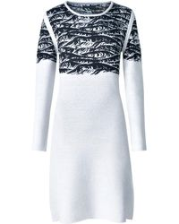 Xllullan - Verena Droplet Pattern Dress - Lyst