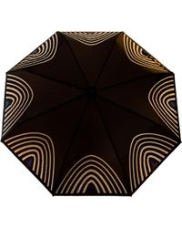 Raindance Umbrellas - Starlight Navy & Taupe - Lyst