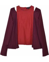 W.Y.L.D.E. Paris - Shirt Patti Red - Lyst
