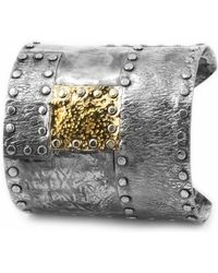 Katarina Cudic - Elements Big Cuff - Lyst