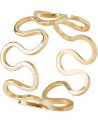 Dorota Todd | Loop Ring | Lyst