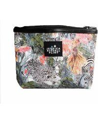 Jessica Russell Flint - Jungle Jungle Make Up Bag - Lyst