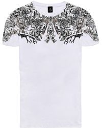 Raddar7 - Untraceable Graphic All Over Print Tee - Lyst
