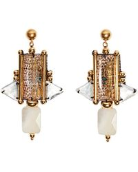 Nocturne - Hwani Clip Earrings - Lyst