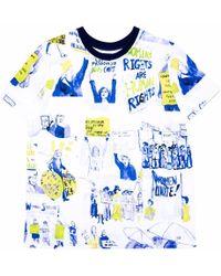 Acephala - Printed T-shirt For Girls - Lyst