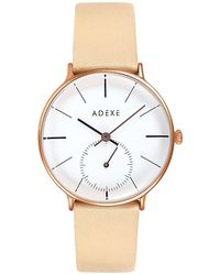ADEXE Watches | Freerunner Petite White | Lyst