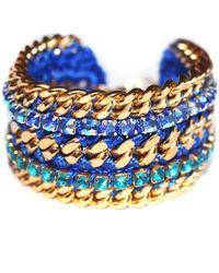 Miss High & Low - Atlantis Bracelet - Lyst