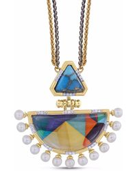LMJ - My Colorful Legacy Necklace - Lyst