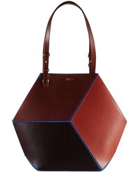 HEIO - The Cube Brooklyn Heights Large Tote - Lyst