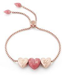 LMJ - Luv Me Pink Thulite Bracelet - Lyst