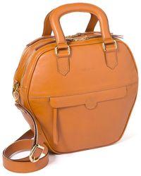 NINE TO FIVE - Mini Bag Eisbach Brown - Lyst